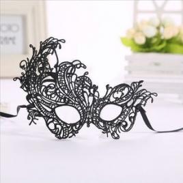 Máscara Renda Luxo